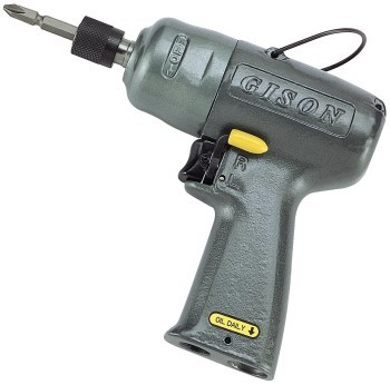 pistol grip impact screwdriver