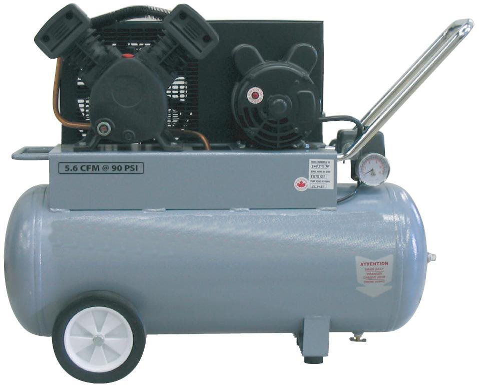 portable compressor pc320