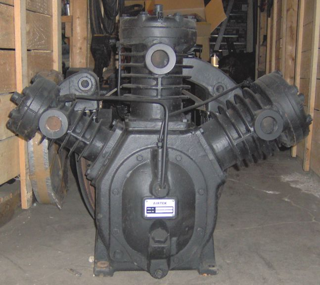 Airtek Ltd Type 30 Compressor Pumps 234 242 2475