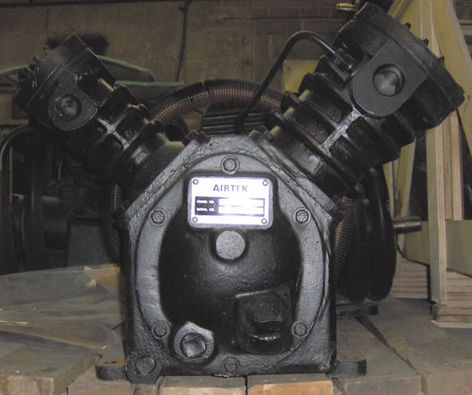 Airtek Ltd Type 30 Compressor Pumps 234 242 2475